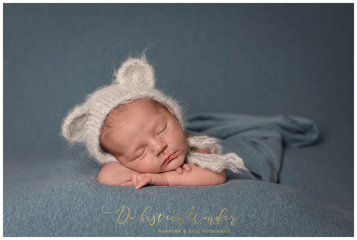 Newbornfotografie in Altdorf, Nuernberger Land.